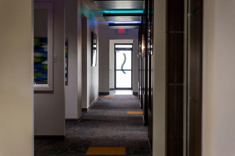 Tour our office Sand Springs, OK Galleria of Smiles