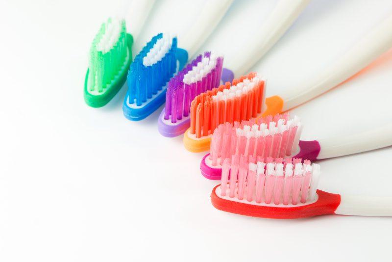 toothbrushes dental care dentist